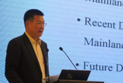 中国口译行业发展现状与口译教育 - 仲伟合