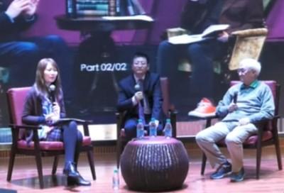 对话:冯志伟研究员、任文教授