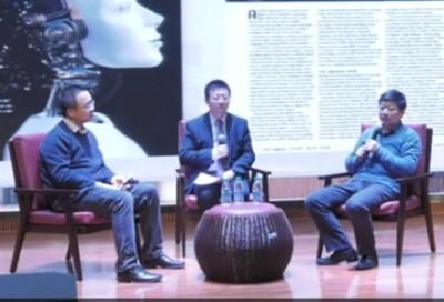对话:刘群教授、潘卫民教授