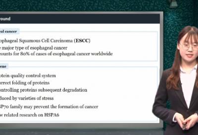 食管鳞状细胞癌(ESCC)与HSPA6基因表达相关的细胞功能初步分析-黄麟翔