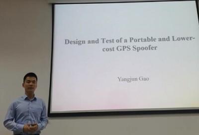 便携式低成本GPS欺骗攻击系统的设计与测试-高扬骏