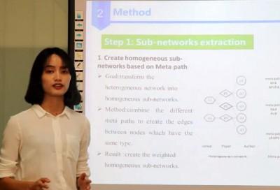 基于齐次子图变换的异构网络表示学习方法-尹赢