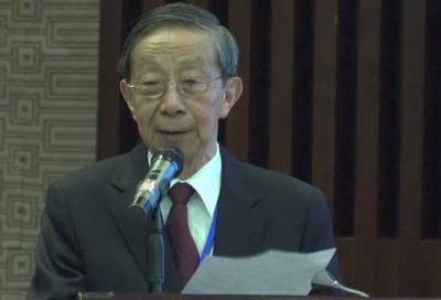 中国科学院院士致辞 - 于渌