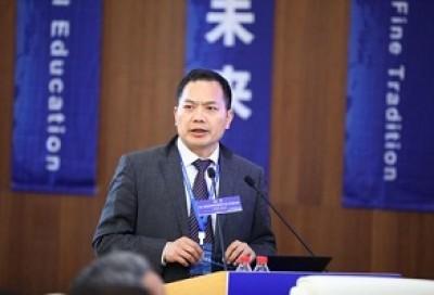 企业内职业翻译 - 陈圣权