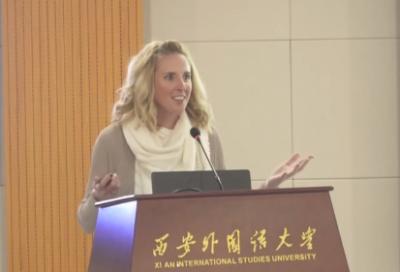 AI时代下翻译和本地化人才教育-Alaina Brandt