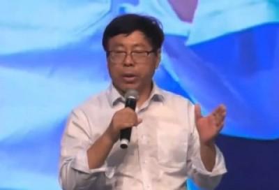 闭幕式致辞-赵彦春