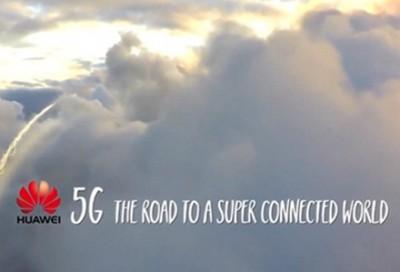 """华为5G宣传片及美国英国""""宣传片"""""""