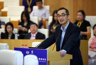 第十五届全国翻译院系负责人联席会议致欢迎辞 - 罗智泉