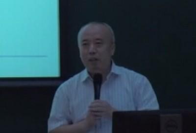 主编面对面:《解放军外国语学院学报》- 陈勇