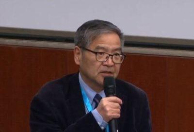 评委会主席鲍川运总结发言 | 2019海峡两岸口译大赛华南大区赛