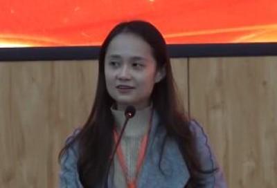 评委会主席殷明月总结发言 | 2019中华口译大赛西部大区赛